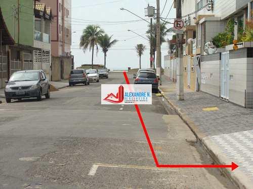 Apartamento, código AP00726 em Praia Grande, bairro Ocian