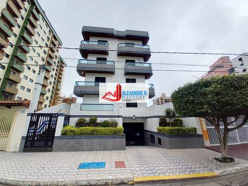 Apartamento, código AP00679 em Praia Grande, bairro Tupi