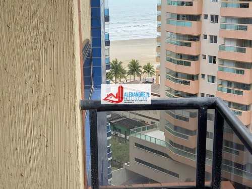 Apartamento, código AP00730 em Praia Grande, bairro Aviação
