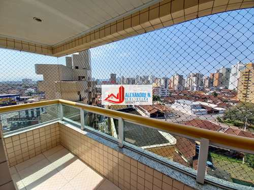 Apartamento, código AP00742 em Praia Grande, bairro Tupi