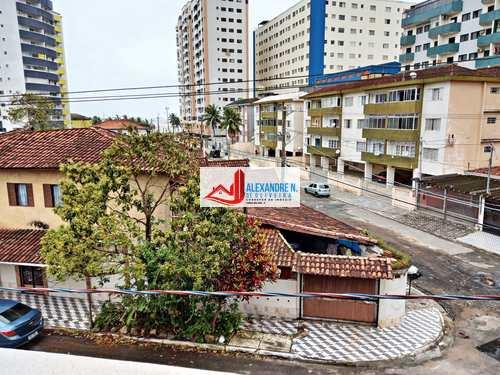 Apartamento, código AP00751 em Praia Grande, bairro Mirim