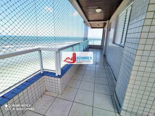 Apartamento, código AP00763 em Praia Grande, bairro Caiçara