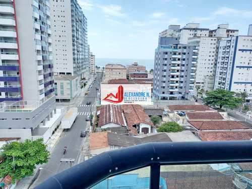 Apartamento, código AP00776 em Praia Grande, bairro Ocian
