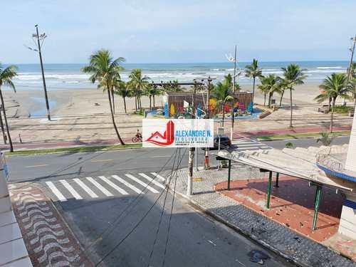 Apartamento, código AP00791 em Praia Grande, bairro Ocian