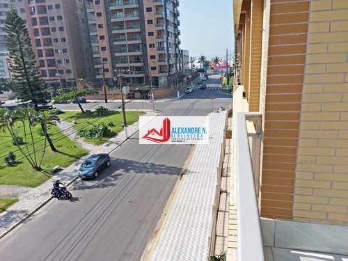 Apartamento, código AP00803 em Praia Grande, bairro Caiçara