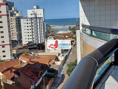 Apartamento, código AP00804 em Praia Grande, bairro Ocian