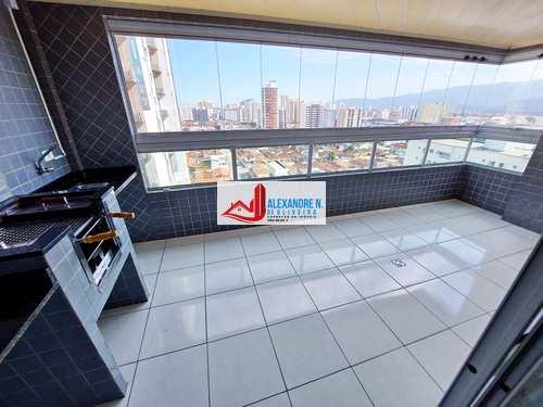 Apartamento, código AP00808 em Praia Grande, bairro Ocian