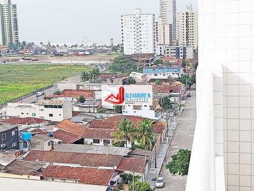 Apartamento, código AP00812 em Praia Grande, bairro Aviação