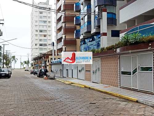 Apartamento, código AP00816 em Praia Grande, bairro Ocian