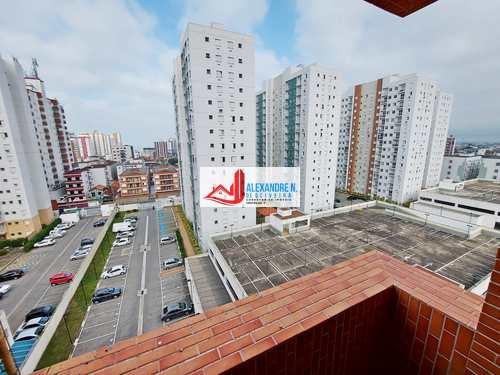 Apartamento, código AP00837 em Praia Grande, bairro Ocian
