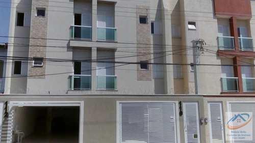 Apartamento, código 20 em Santo André, bairro Vila América