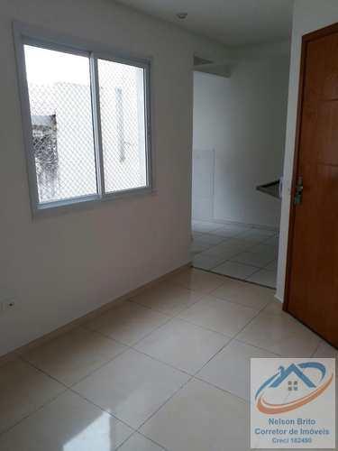 Apartamento, código 56 em Santo André, bairro Jardim
