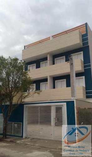 Apartamento, código 68 em Santo André, bairro Vila Floresta