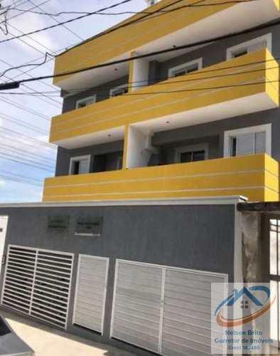 Apartamento, código 70 em Santo André, bairro Vila Floresta