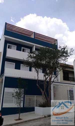 Apartamento, código 78 em Santo André, bairro Vila Scarpelli