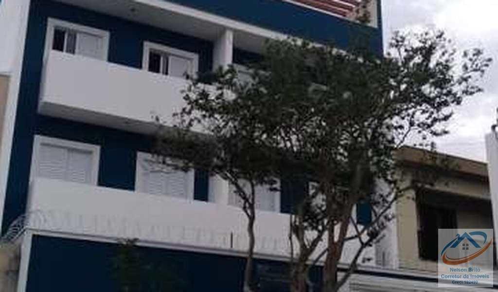 Apartamento em Santo André, bairro Vila Scarpelli