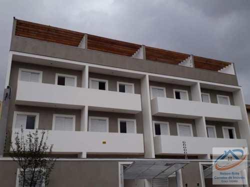 Cobertura, código 88 em Santo André, bairro Vila Gilda