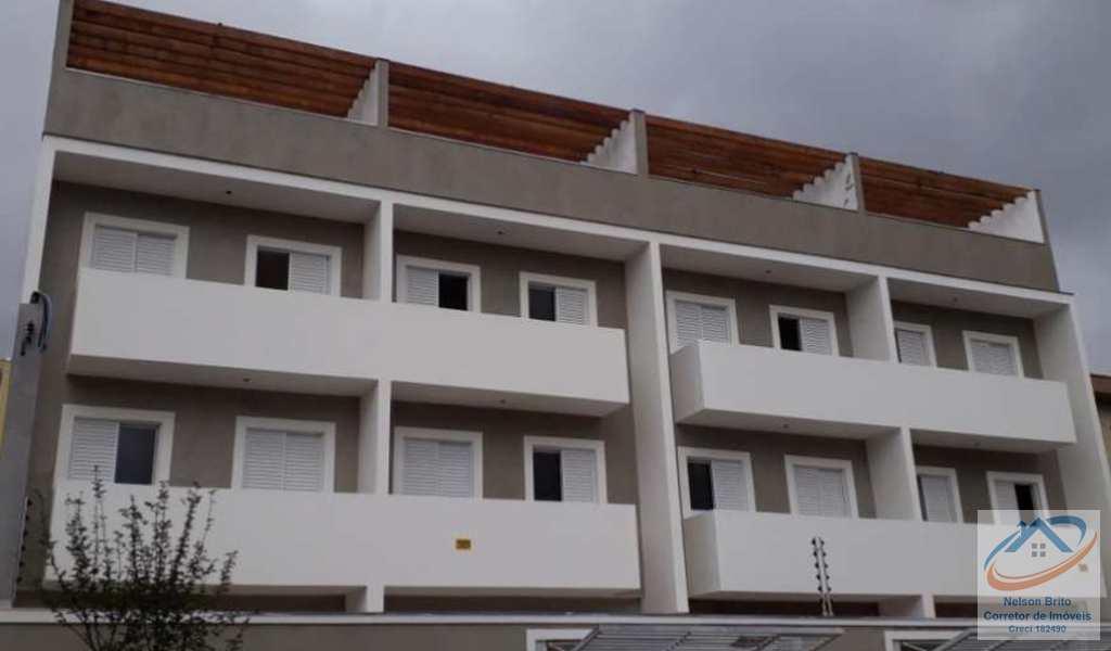 Cobertura em Santo André, bairro Vila Gilda