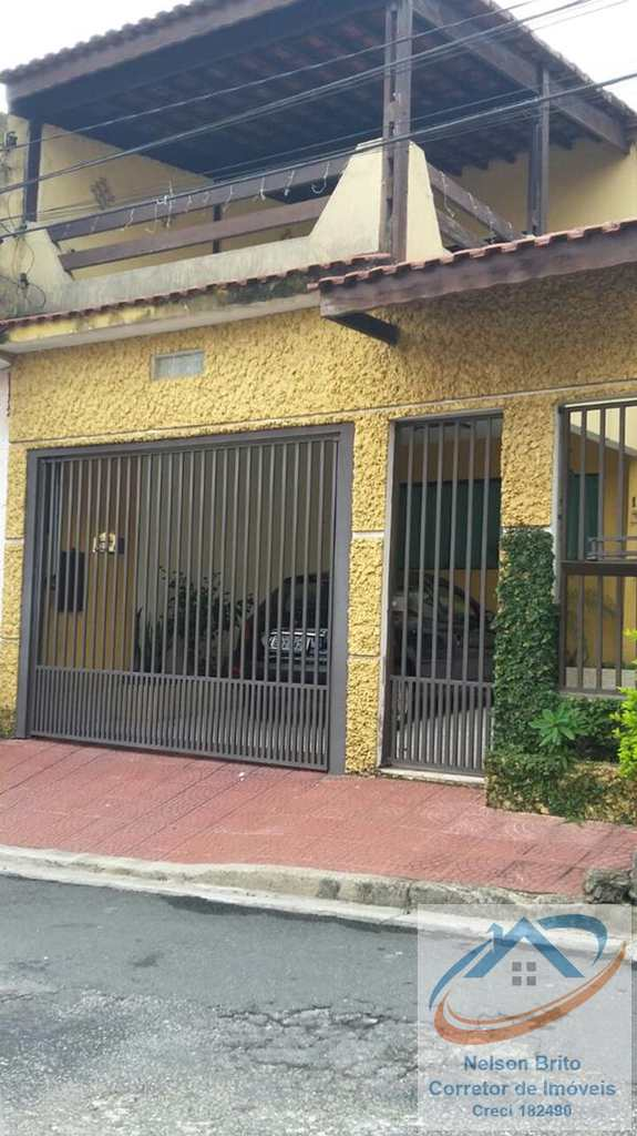Sobrado em Santo André, no bairro Jardim Santo André