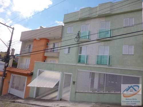 Apartamento, código 108 em Santo André, bairro Vila Humaitá