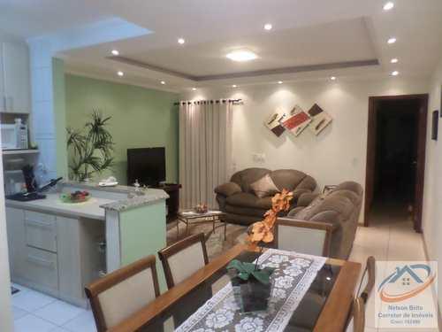 Apartamento, código 117 em Santo André, bairro Vila Homero Thon
