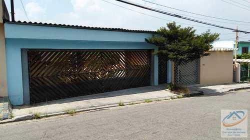 Casa, código 118 em Santo André, bairro Vila Príncipe de Gales