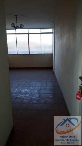 Apartamento, código 120 em Santo André, bairro Centro