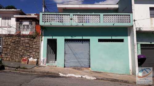 Casa, código 143 em Santo André, bairro Vila Alice