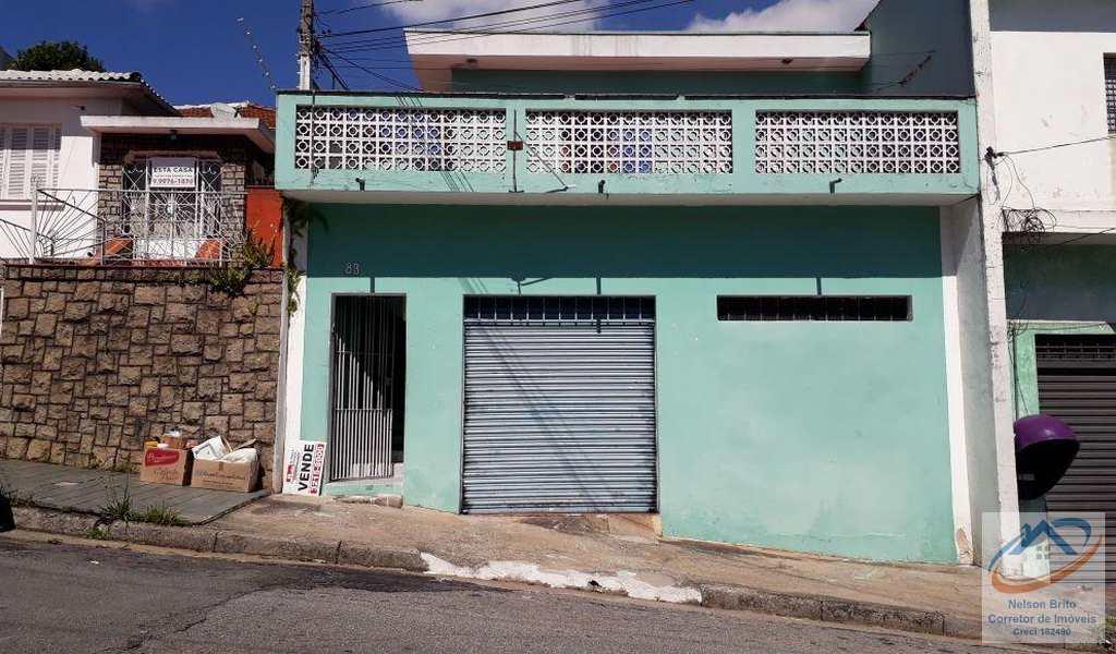Casa em Santo André, bairro Vila Alice