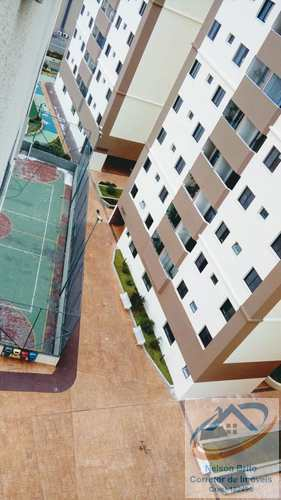 Apartamento, código 145 em Santo André, bairro Jardim Stella