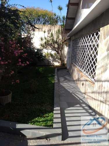 Casa, código 150 em Santo André, bairro Vila Valparaíso