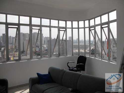 Apartamento, código 166 em Santo André, bairro Centro