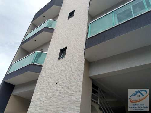 Apartamento, código 173 em Santo André, bairro Vila Príncipe de Gales