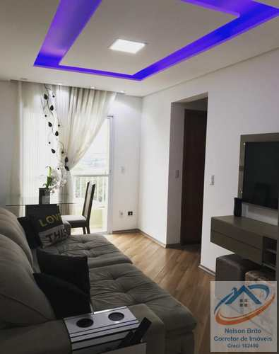 Apartamento, código 178 em Santo André, bairro Vila Príncipe de Gales