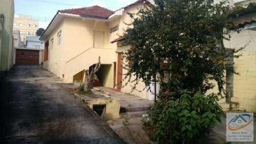 Terreno, código 179 em Santo André, bairro Vila Príncipe de Gales
