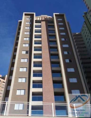 Apartamento, código 181 em Santo André, bairro Vila Valparaíso
