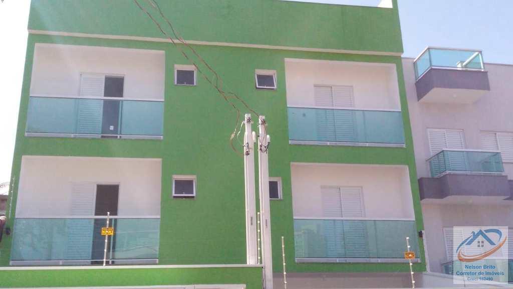 Cobertura em Santo André, no bairro Vila Valparaíso