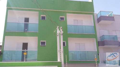 Cobertura, código 184 em Santo André, bairro Vila Valparaíso