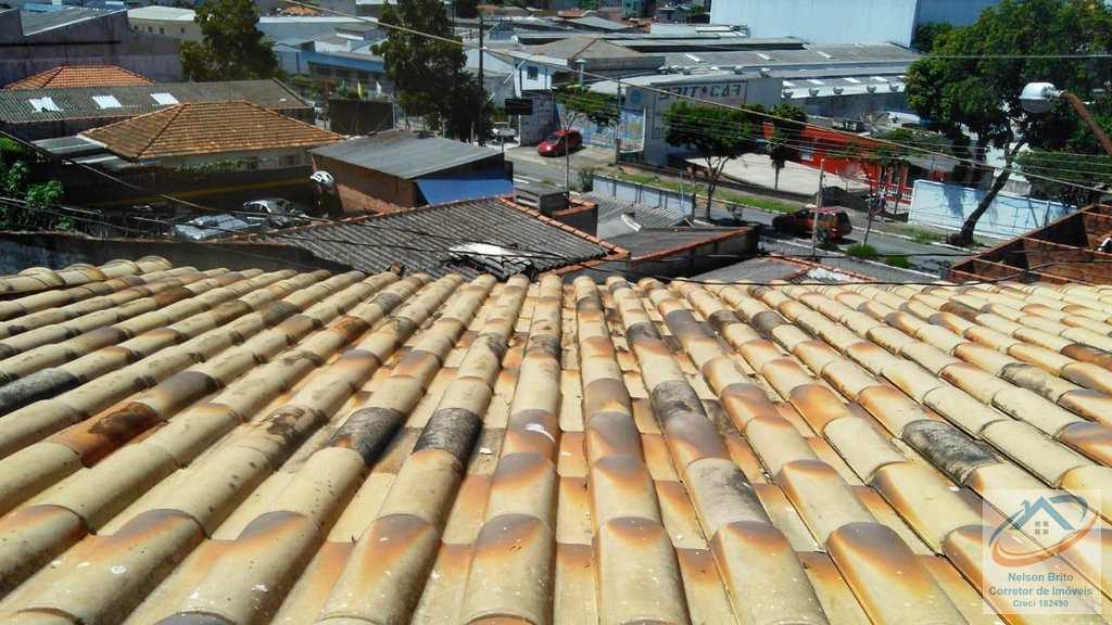 Sobrado em Santo André, no bairro Vila Sacadura Cabral