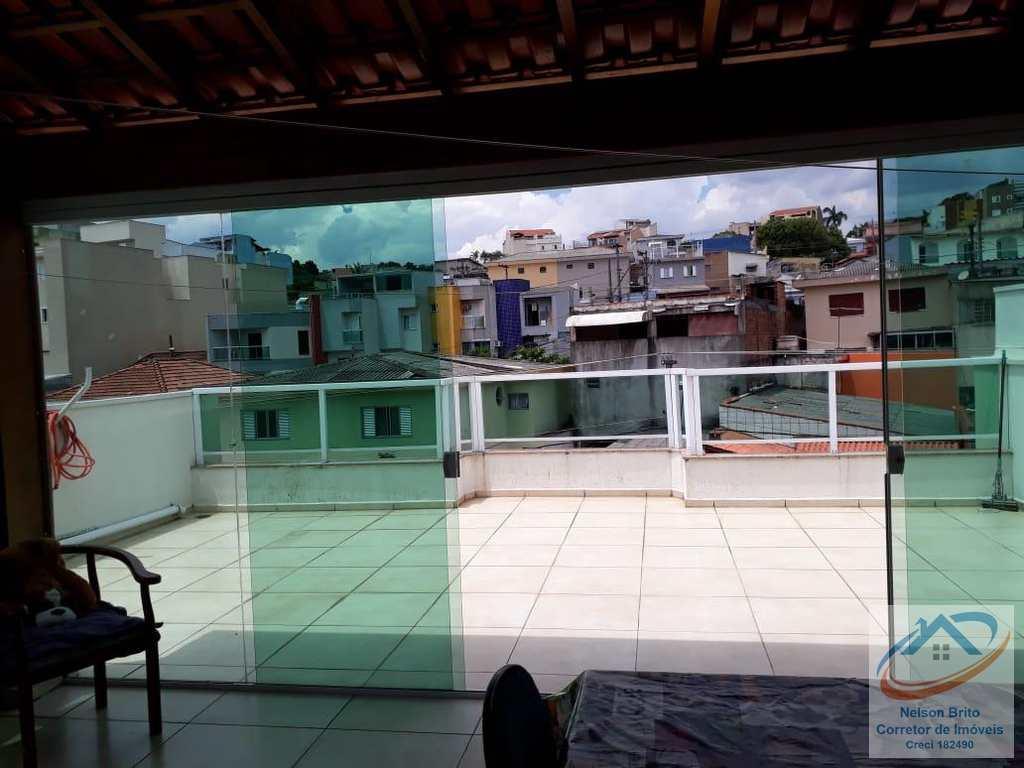 Cobertura em Santo André, no bairro Parque Oratório