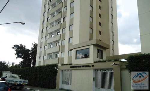 Apartamento, código 198 em Santo André, bairro Vila Luzita