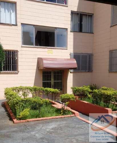 Apartamento, código 200 em Santo André, bairro Jardim Alvorada