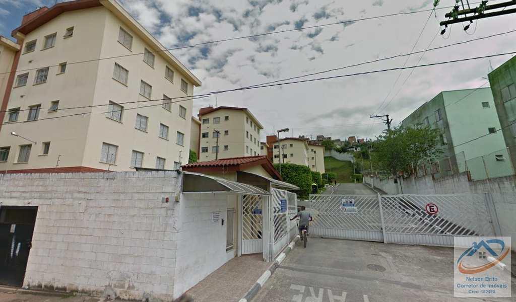 Apartamento em Santo André, bairro Cidade São Jorge
