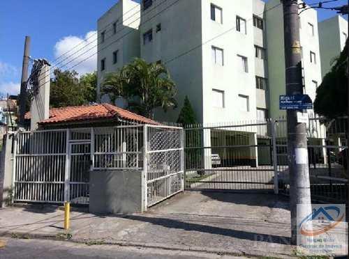 Apartamento, código 206 em Santo André, bairro Vila Lutécia