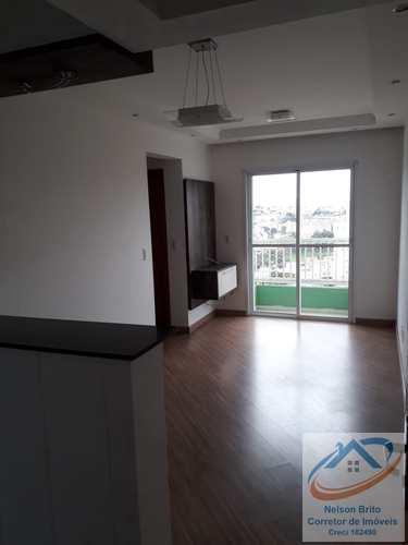 Apartamento, código 224 em Santo André, bairro Vila Príncipe de Gales