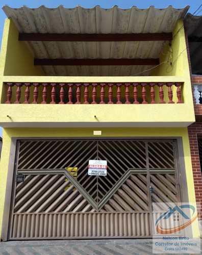 Sobrado, código 227 em Santo André, bairro Cidade São Jorge