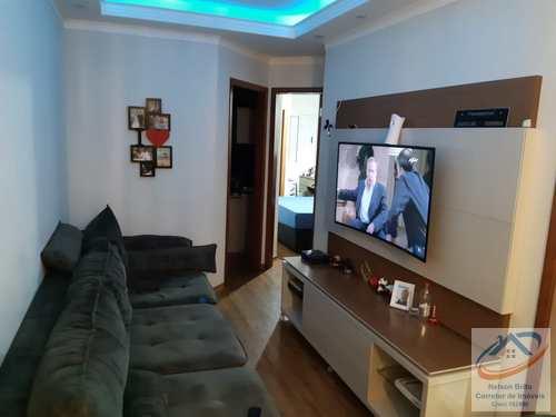 Apartamento, código 233 em Santo André, bairro Vila Humaitá
