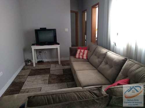 Apartamento, código 235 em Santo André, bairro Vila Linda