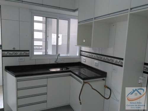 Apartamento, código 236 em Santo André, bairro Vila Guiomar