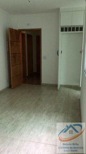 Apartamento, código 238 em Santo André, bairro Vila Apiaí